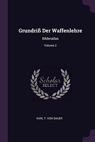 GRUNDRI DER WAFFENLEHRE