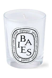 Baies scented candle 60hrs by DIPTYQUE
