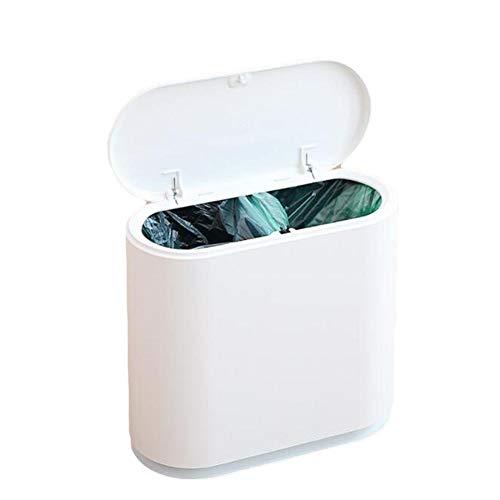 e Wohnzimmer Küche Schlafzimmer Badezimmer Klassifizierung und kreative tragbare Push-Art Müll ()