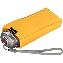 Knirps Floyd Manual Schirm Regenschirm Taschenschirm Sonnenschirm Orange Neu