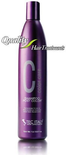 Color Care Shampoo Post Color 10.1 oz. by Tec Italy Hair Dimension