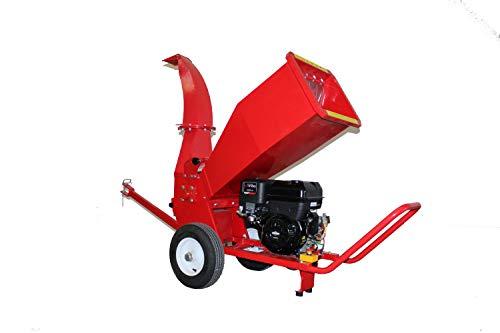 HZC Power SR176 - Trituradora de madera blanda y dura