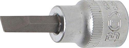 BGS 2568 Douille à embouts fente Argent/Gris, 7 mm