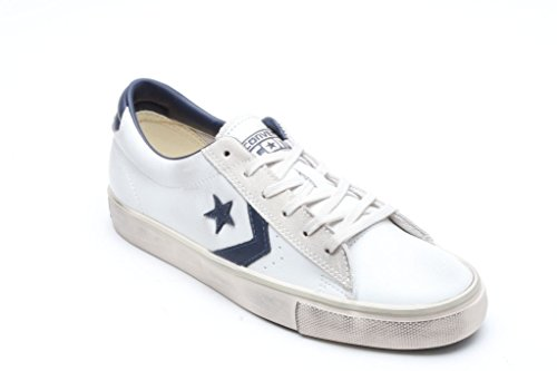 Converse Pro Leather Vulc Ox Leather unisex adulto, pelle liscia, sneaker bassa, 39 EU