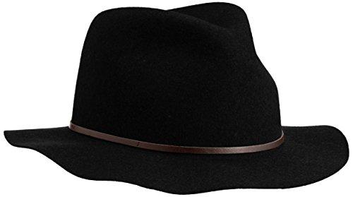 Bailey - Jackman - Chapeau Homme, Noir - Noir, S