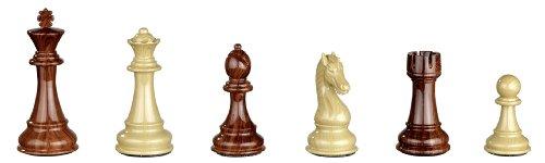 Philos-2044-Schachfiguren-Aurelius-Knigshhe-110-mm-Kunststoff-gewichtet-im-Polybeutel