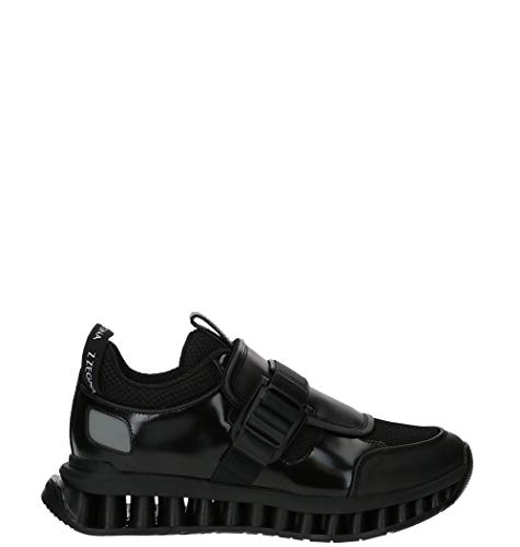 Z ZEGNA Luxury Fashion Herren LHCMIA4382XNER Schwarz Sneakers | Herbst Winter 19