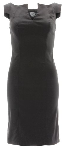 H&R London -  Vestito  - Donna Nero
