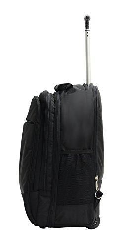 31Tu4O7%2BF4L - Bolsa con Ruedas para Portatil Marqua Alistair Airo - 17 Pulgadas - Ultra Ligero - Color Negro
