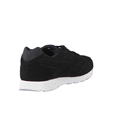 Reebok Herren Sneaker Royal Glide LX Black/White