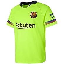 Camiseta Adulto 2ª Equipación 2018-2019 FC. Barcelona - Réplica Oficial  Licenciado - Dorsal 9543ee0a41799