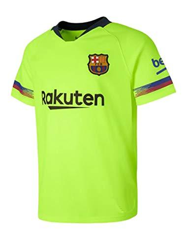 Camiseta Infantil - Personalizable - Segunda Equipación Replica Original FC Barcelona 2018/2019 (8 años)