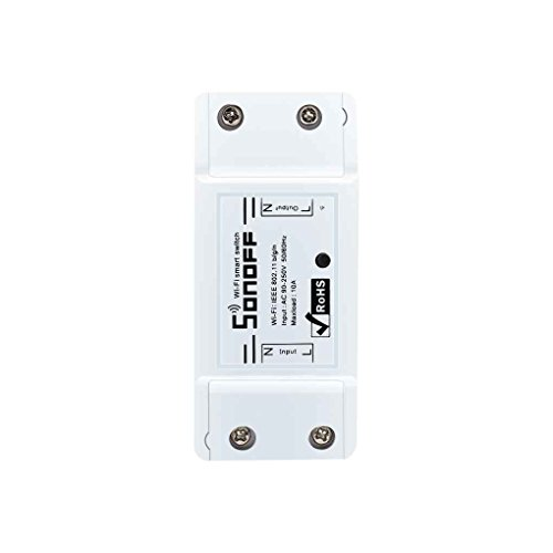 Fangfeen App Steuerung Drahtlose Wifi Smart Switch Home Automation Modul Timer Smart Switch - Automation Module