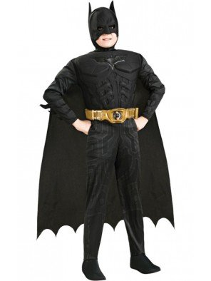 BATMAN ~ The Dark KnightTM (Muscle Chest) - Kids Costume Toddler