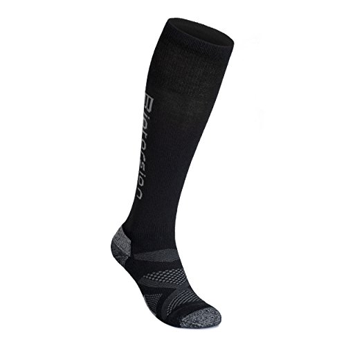 THE MERINO SKI SOCK (Men's and Women's) Biotorsion Merino Ultra-Comfort