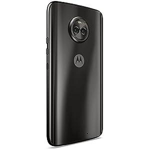 "Motorola Moto X 4 SIM doble 4G 32GB Negro - Smartphone (13,2 cm (5.2""), 32 GB, 12 MP, Android, 7.1.1, Nougat, Negro) - Versión Alemana"
