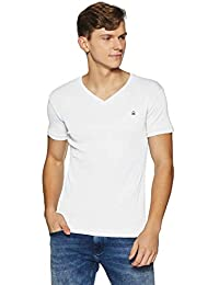 6a7c063f33f0a4 Amazon.in: United Colors of Benetton - T-Shirts & Polos / Men ...