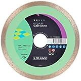 Sidamo - Disque diamant STAR CÉRAM D. 125 x 22,23 x H 7 mm Faïence - 11130033 - Sidamo