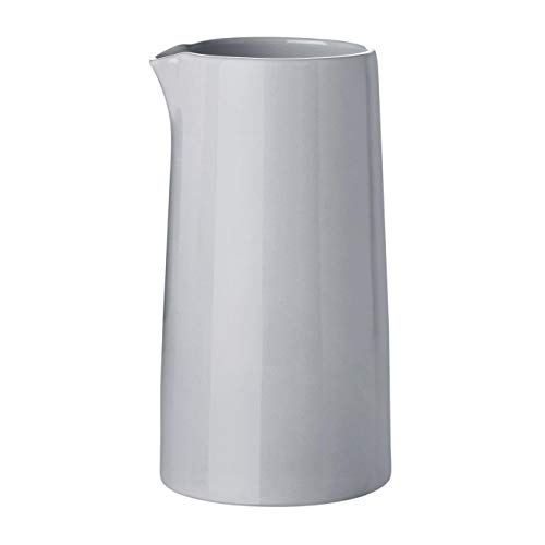 Stelton Emma, Thermo-0,3 l. -grau Milchkännchen, Glas, 8.5 x 8.5 x 16 cm