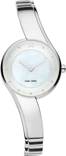 Danish Design Women's Analogue Quartz Watch with Stainless Steel Strap DZ120609
