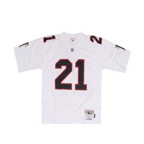 Mitchell & Ness Atlanta Falcons - Dion Sanders Legacy NFL Replica Jersey Weiss 1992 (XL)