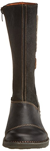 Art Oteiza, Bottines Pour Femme Noires (memphis-wax Black 1221)