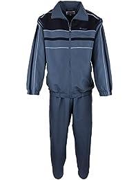 Paris Microfaser Herren Jogginganzug, Trainingsanzug, Sportanzug, Freizeitanzug, Hausanzug - 3 Farben