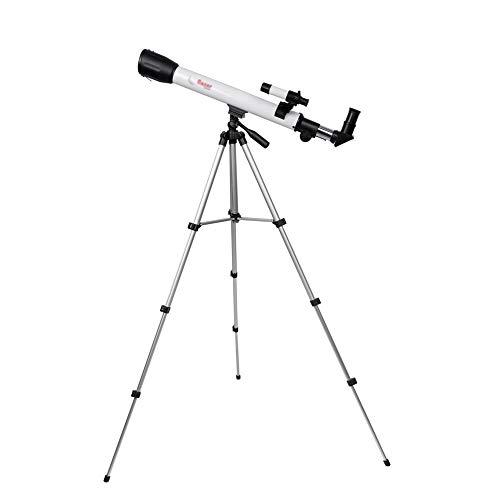 DDSGG Telescopio portátil astronomía Mochila, Telescopio
