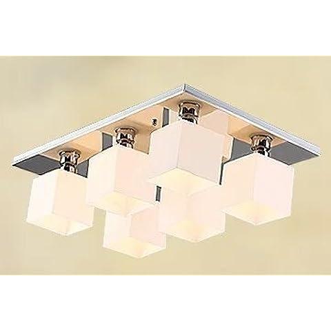 ALUK-Cinese ampio disimpegno soffitto soggiorno stanza rettangolare