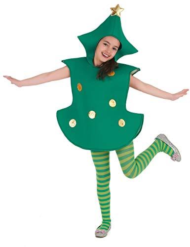 nbaum-Kostüm für Kinder 122/134 (7-9 Jahre) ()