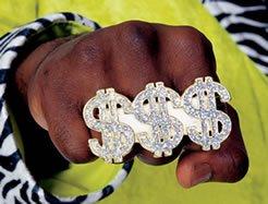 pams-anello-dollaro-con-glitter