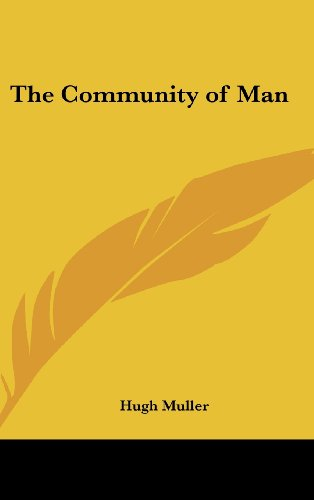 The Community of Man