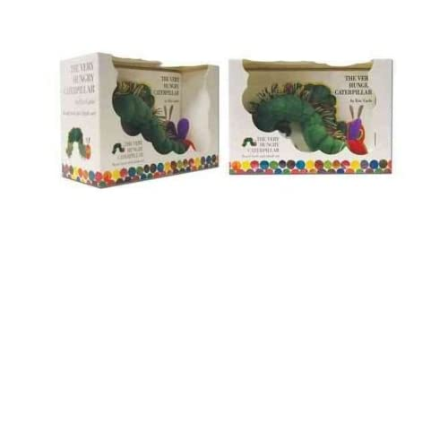 [(The Very Hungry Caterpillar Board Book and Plush)] [Author: Eric Carle] published on (September, 2003)