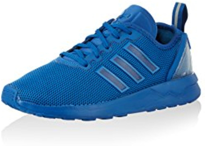 adidas Herren ZX Flux ADV Sneaker  Elektroblau  38 2/3 EU