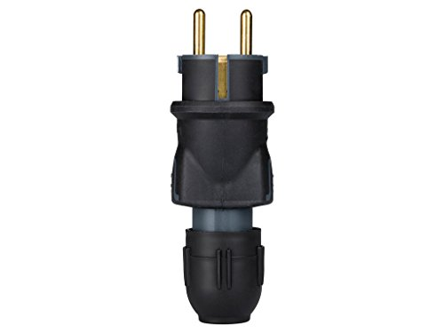 Negro legrand 050196 Enchufe para Uso Profesional 3680 W 230 V
