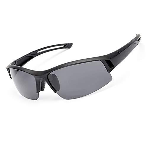 Gnzoe PC UV-Schutz Polarisierte Brille Sportbrille Sandkontrolle Sonnenbrille Radbrille für...