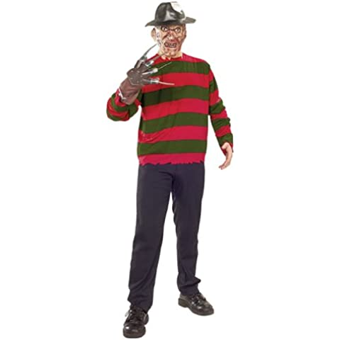 Rubie's - Disfraz de Freddy Krueger para adulto