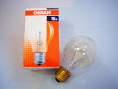 Glühbirne 15 Watt E27 Standardlampe CLAS A CL 15 von Osram bei Lampenhans.de