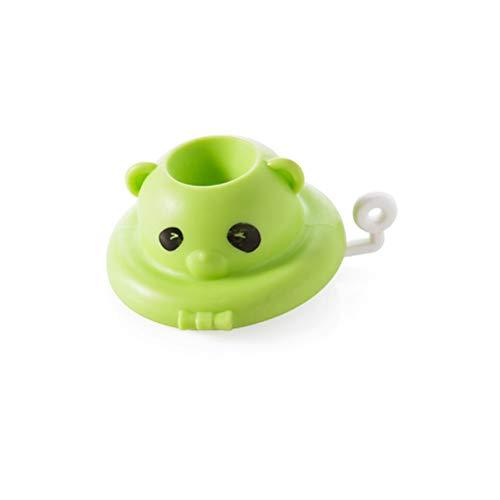 bestonzon Wasser Wasserhahn Filter Wasserhahn spritzwassergeschützt Küchenarmatur Armatur Wasser sauber Luftreiniger Filter (grün) (Luftreiniger Grüne Filter)