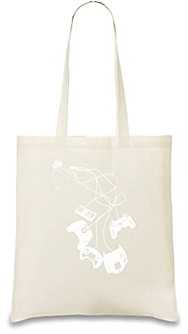 Basic Training Custom Printed Tote Bag| 100% Soft Cotton| Natural Color & Eco-Friendly| Unique, Re-Usable & Stylish Handbag For Every Day Use| Custom Shoulder Bags By Bang