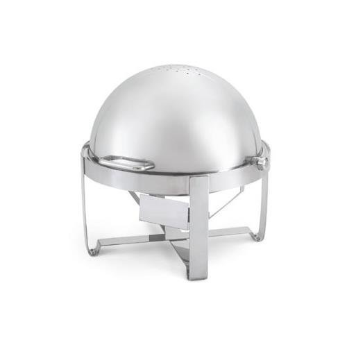Vollrath 46360 Avenger S/S Roll-Top 6 Qt. Round Chafer by Vollrath Roll Top Chafer
