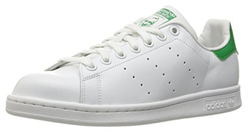 brand new 520a5 96f79 adidas Stan Smith W, Scarpe da Ginnastica Donna Footwear White Green