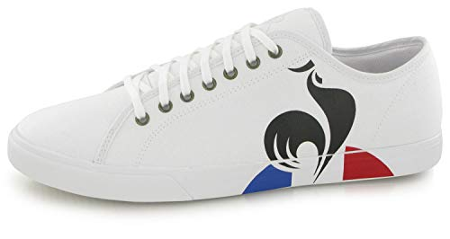 Le Coq Sportif Verdon Bold, Baskets Hommes, Blanc Optical White, 42 EU