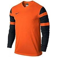 Nike - Maglia a maniche lunghe Trophy II Jersey, Multicolore (Arancione/nero), XXXL - Arancione Nike Jersey