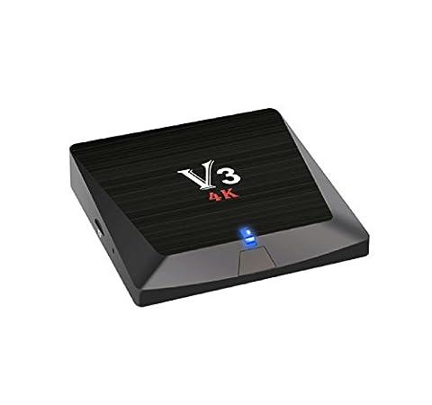 RAN Lecteur De Réseau TV Box Haute Définition Andrews Set - Top Box RK3229 4k