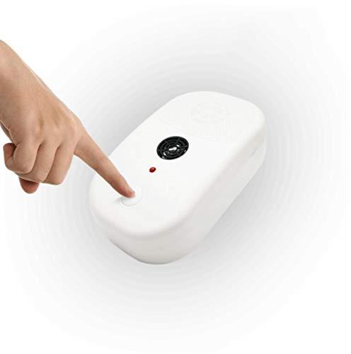 YN Handstaubsauger, Ultraschall-Deodorant, Sterilisator, intelligente Frequenzumsetzung, Desinfektionslampe, Sterilisator Nass und Trocken Starker SOG