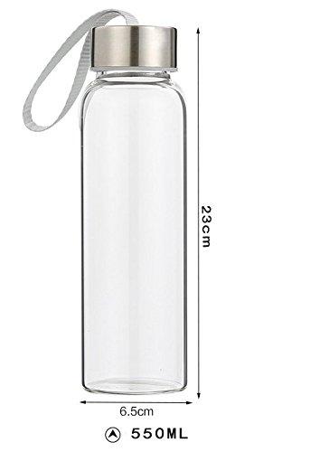 Voyage Glasflasche