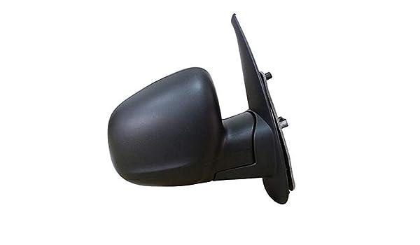 Lato Passeggero 7438635099626 Derb Specchio Specchietto Retrovisore Dx Destro - Calotta Nera Elettrico - Termico