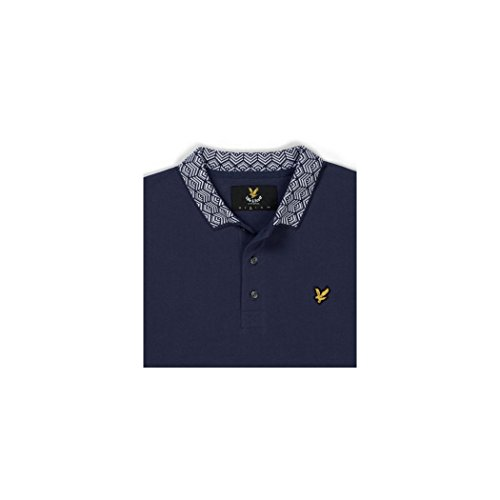 Lyle & Scott -  T-shirt - Uomo Blu