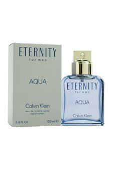 Chunkaew ETERNITY AQUA EDT SPRAY 3. 4 OZ MEN  available at amazon for Rs.5939